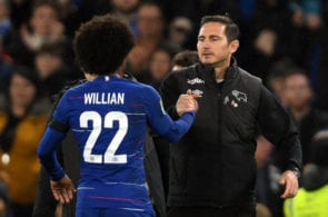 Willian, Lampard