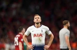 Kane, Spurs