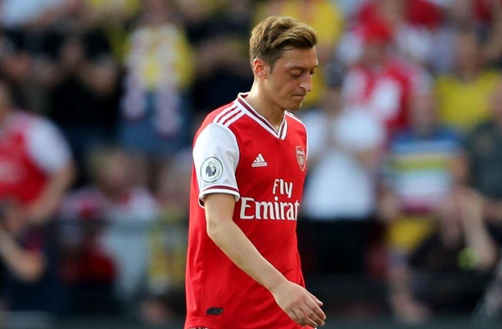 Mesut Ozil, Arsenal, Premier League