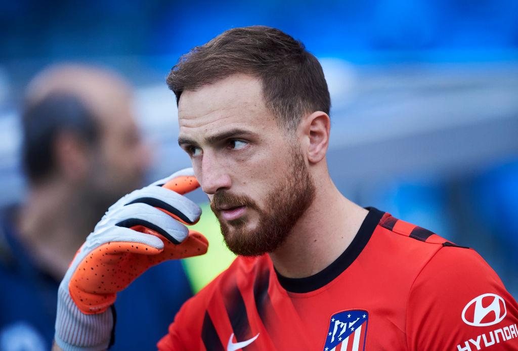 Jan Oblak - Atletico Madrid