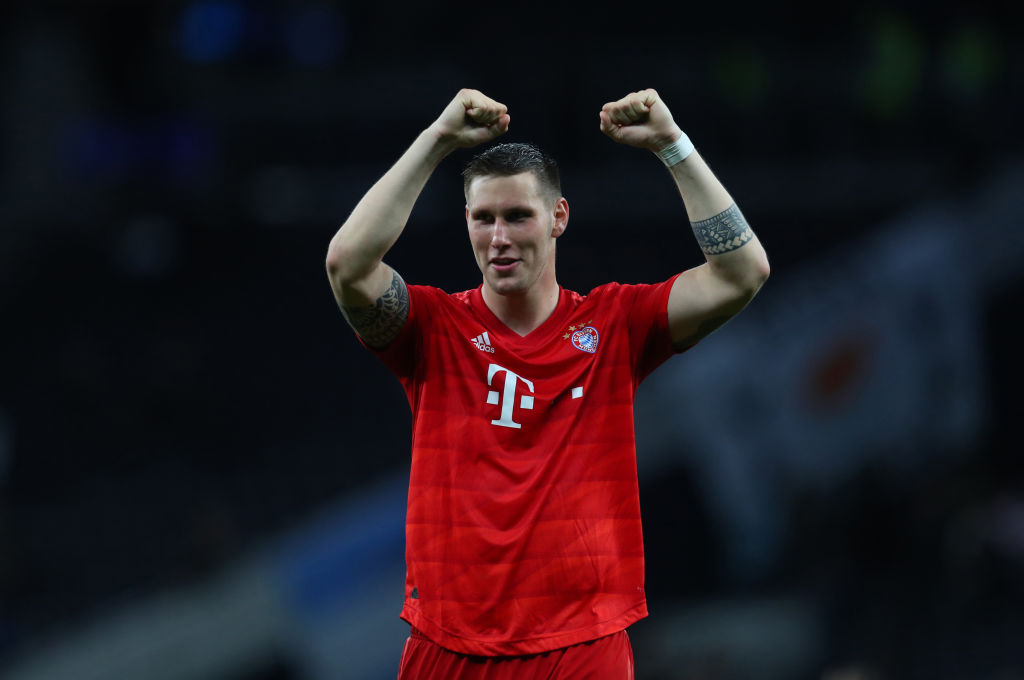 Niklas Sule, Bayern Munich