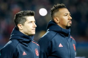 Robert Lewandowski, Jerome Boateng, Bayern Munich, Ballon d'Or