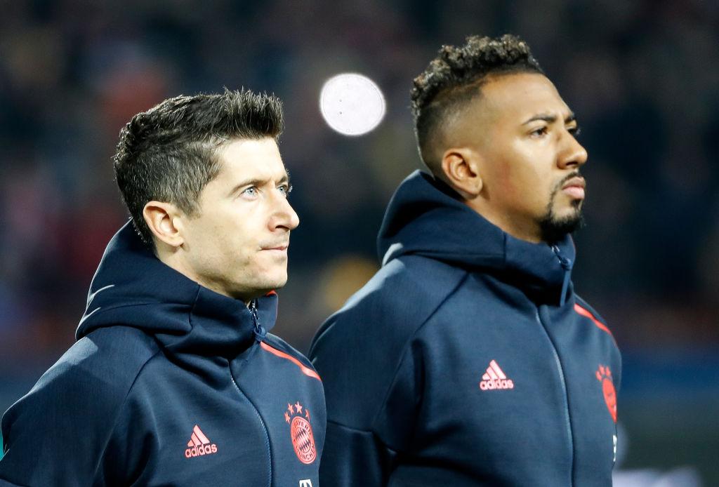 Robert Lewandowski, Jerome Boateng, Bayern Munich, Ballon d'Or