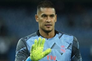 Alphonse Areola, Real Madrid