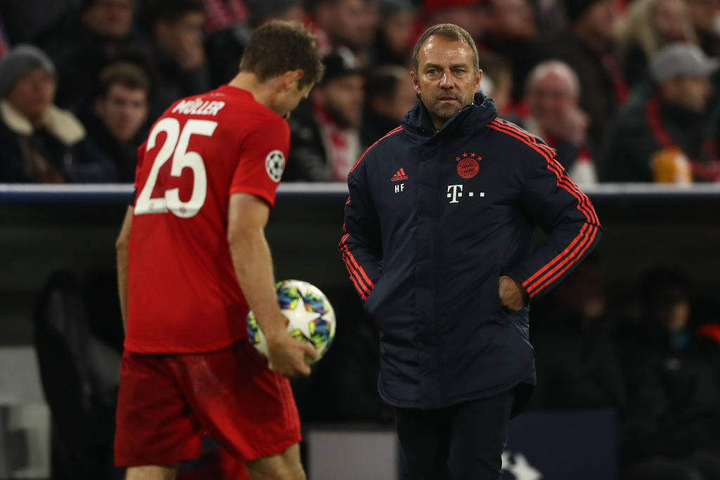 Muller, Flick, Bayern