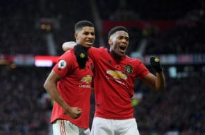 Martial, Rashford