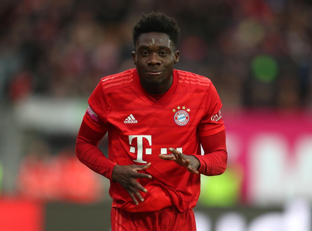 Alphonso Davies, Bayern Munich