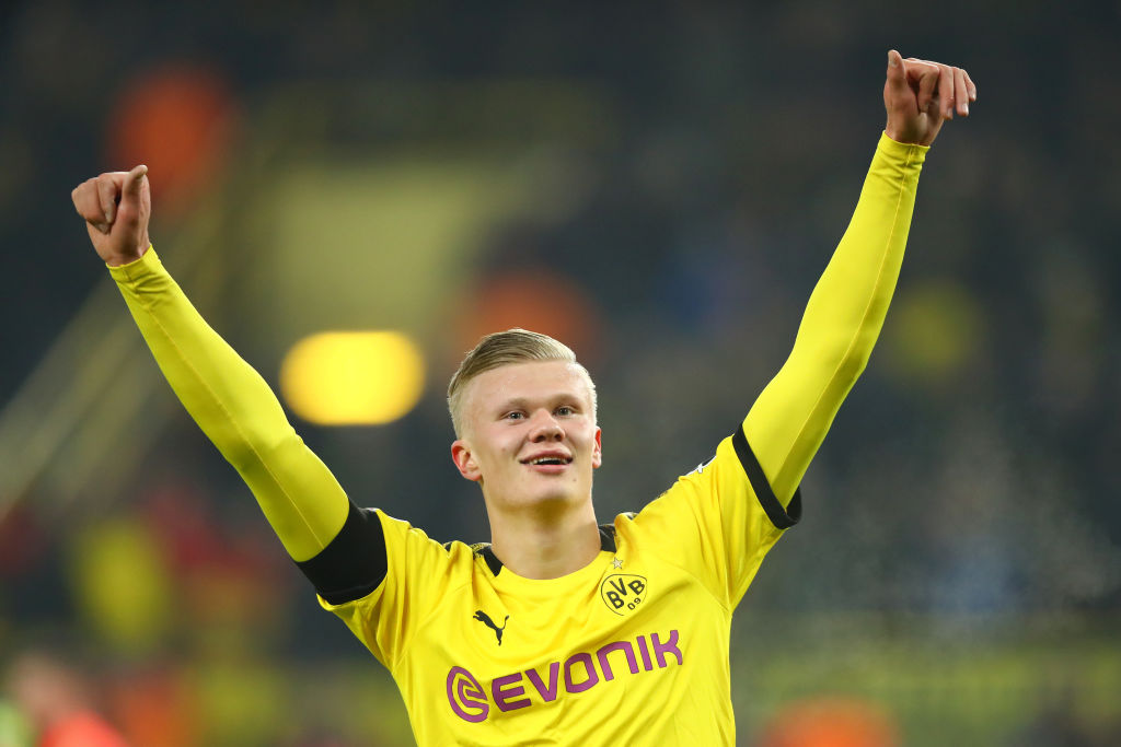 Erling Braut Haaland, Borussia Dortmund