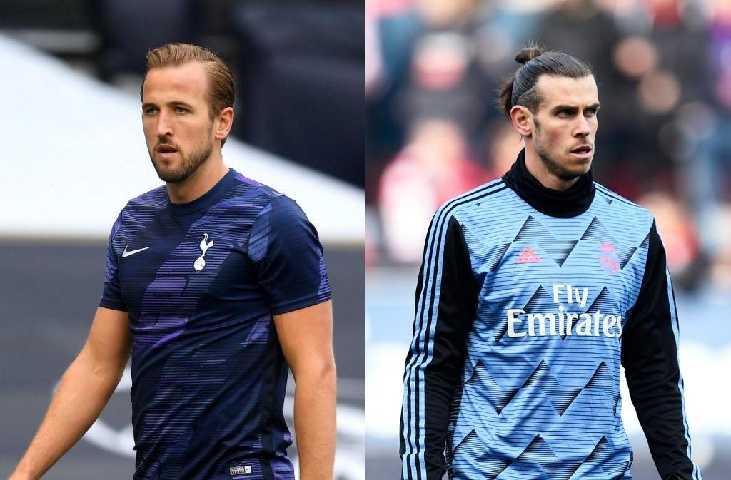 Harry Kane, Gareth Bale, Tottenham