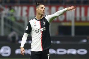 Cristiano Ronaldo, Juventus, Serie A