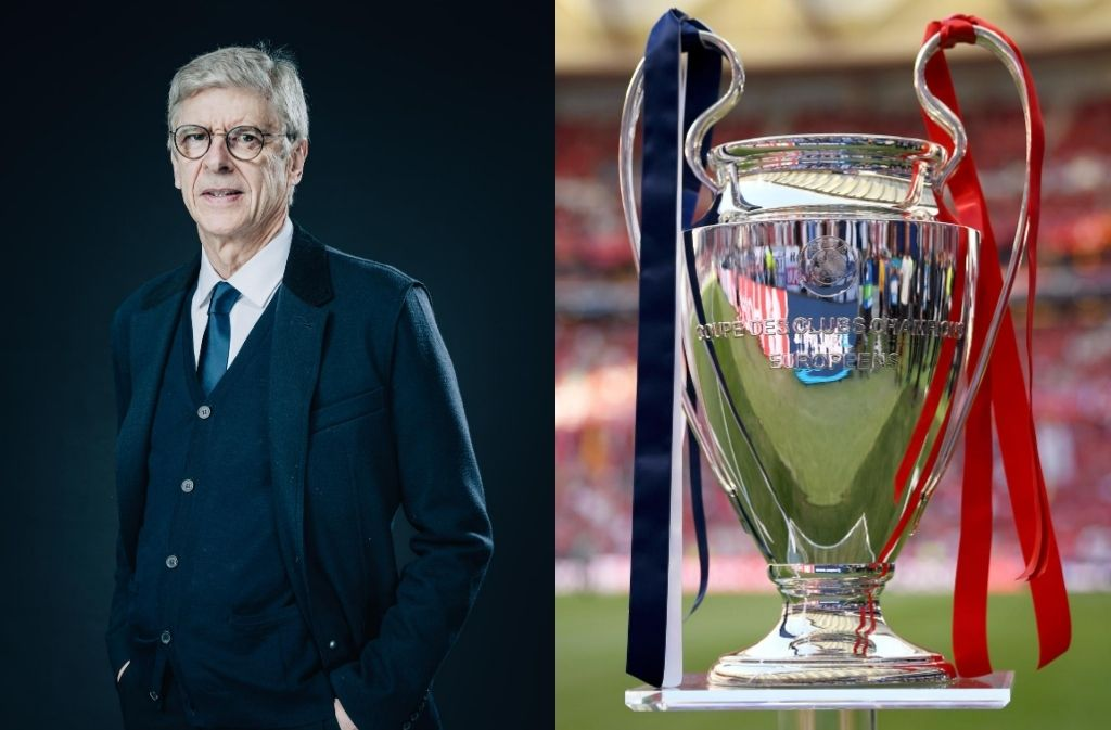 Arsene Wenger, Champions League