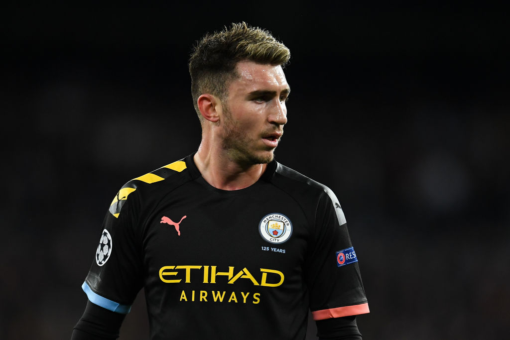 Aymeric Laporte - Manchester City