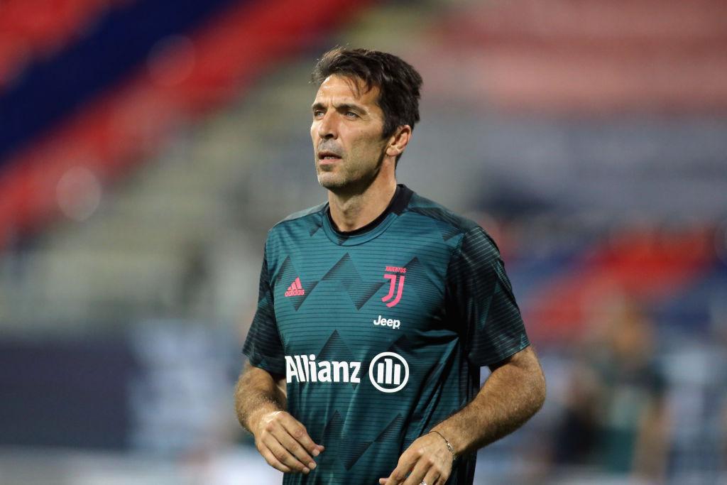 Gianluigi Buffon, Champions League