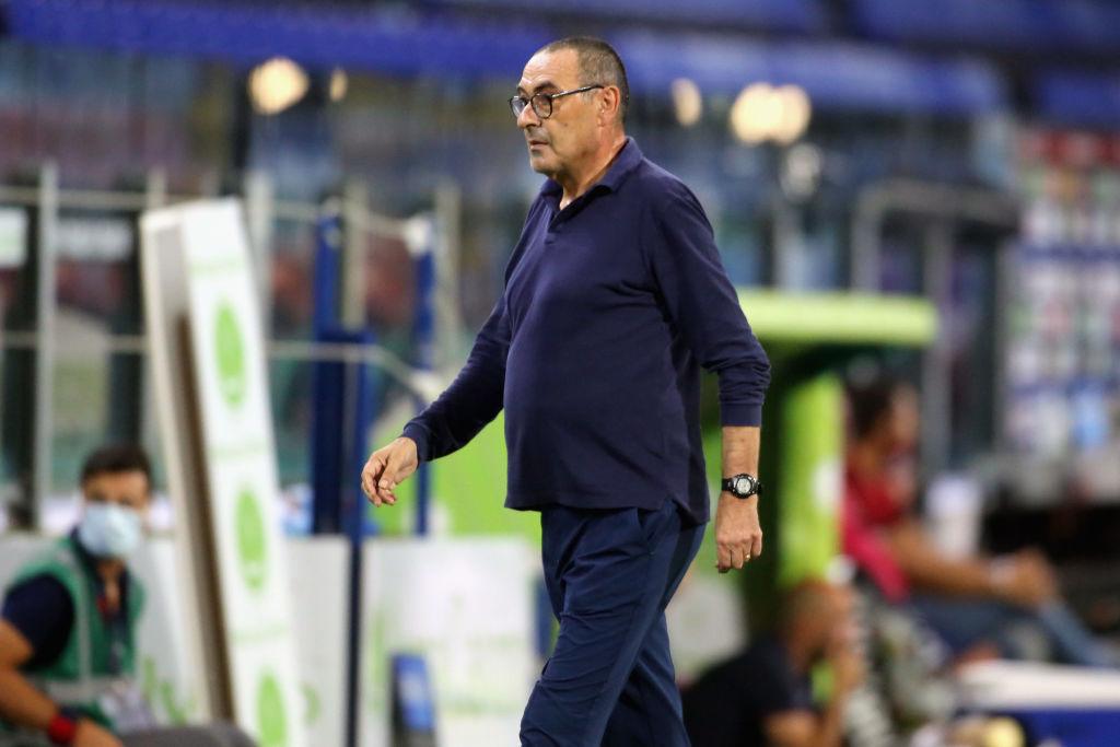 Juventus, Maurizio Sarri