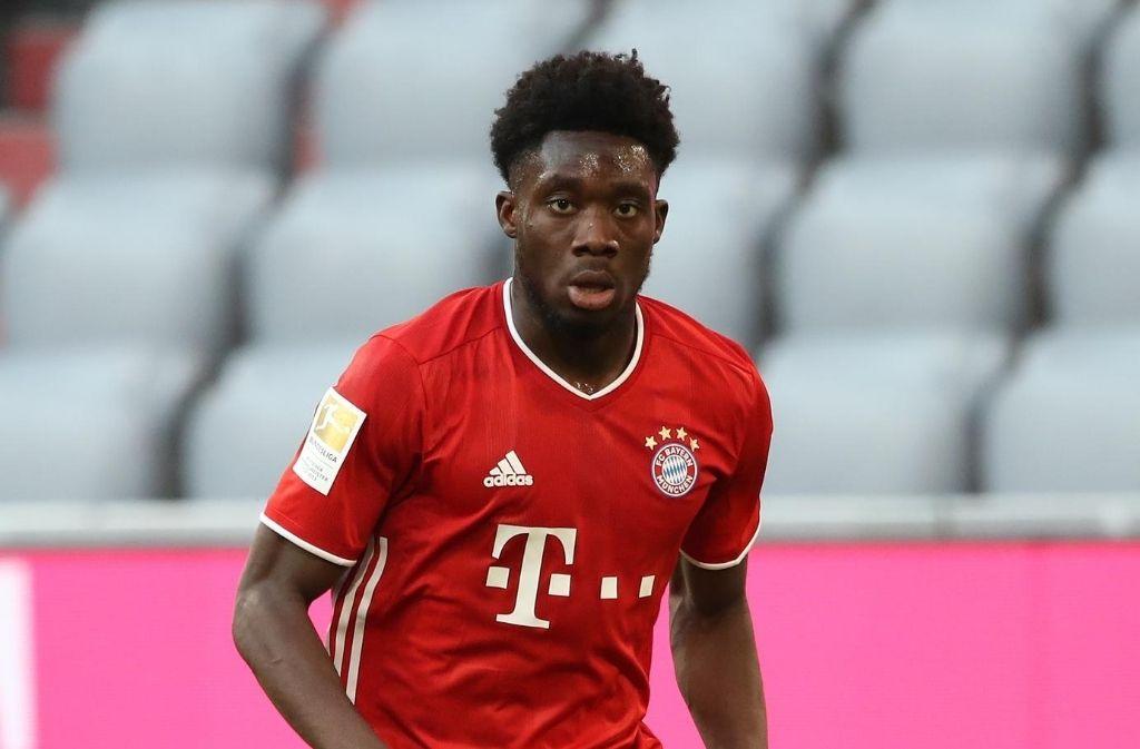Alphonso Davies, Bayern Munich,
