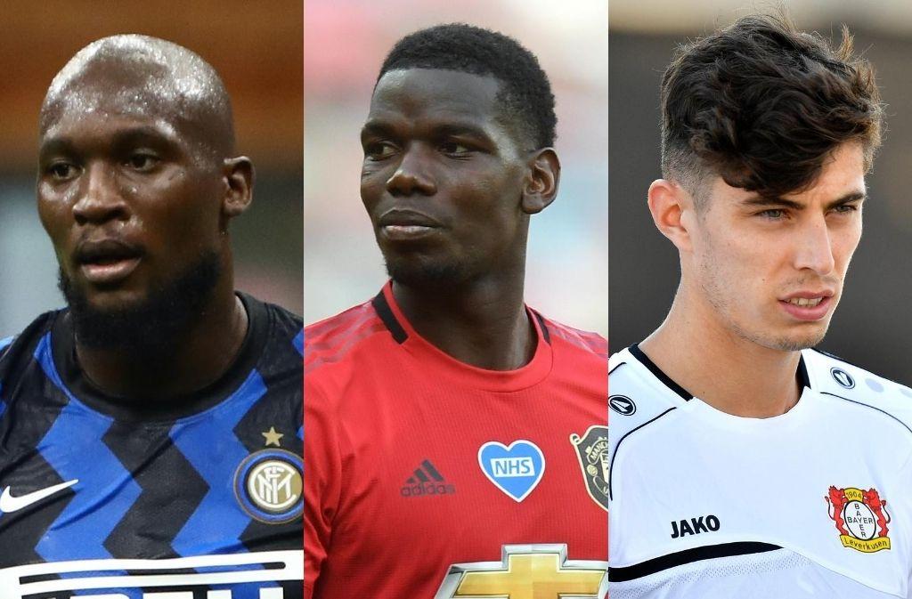 Manchester United, Inter Milan, Bayer Leverkusen