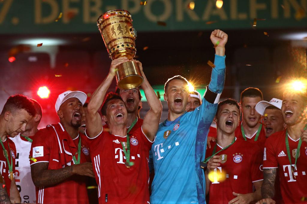 Bayern Munich, Champions League
