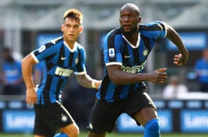 Inter Milan, Romelu Lukaku, Lautaro Martinez