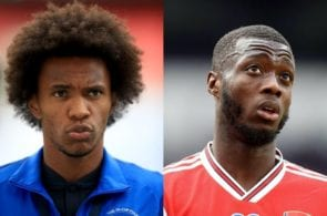 Willian, Nicolas Pepe, Arsenal, Chelsea