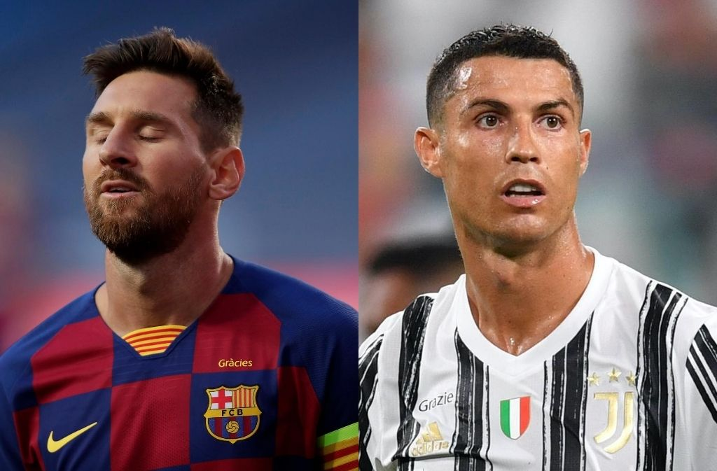Lionel Messi, Cristiano Ronaldo