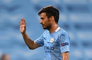 David Silva, Manchester City, Lazio