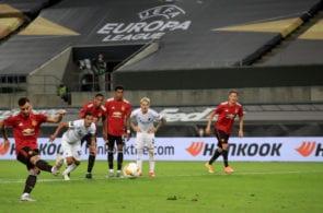 Manchester United win Copenhagen