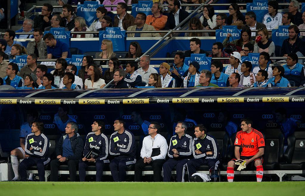 Casilla, Mourinho
