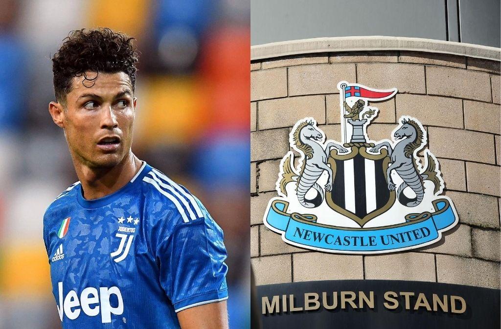 Cristiano Ronaldo, Newcastle United