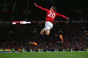Robin van Persie, Arsenal, Manchester United