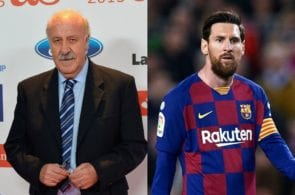 Vicente del Bosque, Lionel Messi, GOAT