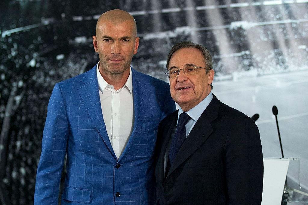 Real Madrid, Florentino Perez