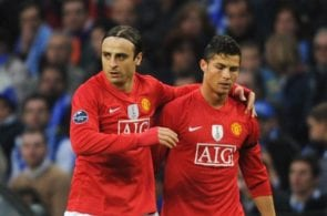 Cristiano Ronaldo, Dimitar Berbatov, PSG