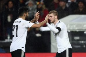 Ilkay Gundogan, Timo Werner, Chelsea