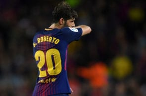 Sergi Roberto, Manchester City