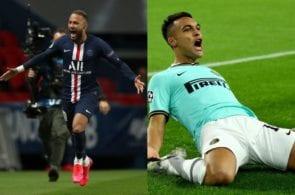 Barcelona, Neymar, Lautaro Martinez