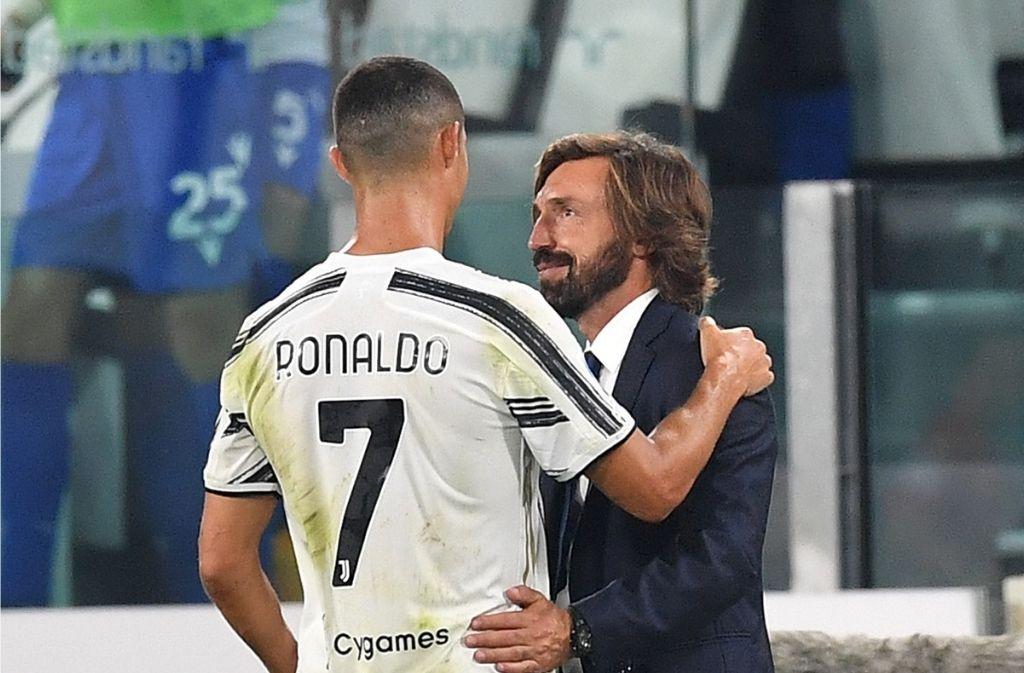 Cristiano Ronaldo & Andrea Pirlo - Juventus