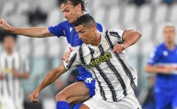 Cristiano Ronaldo - Juventus vs Sampdoria