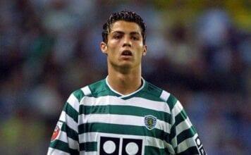 Cristiano Ronaldo - Sporting Lisbon