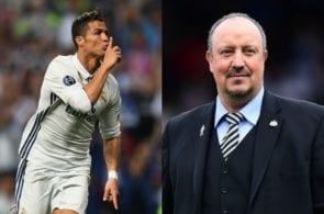 Ronaldo, Benitez