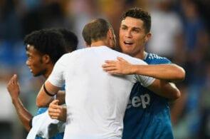 Giorgio Chiellini & Cristiano Ronaldo - Juventus