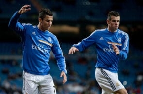 Cristiano Ronaldo & Gareth Bale - Real Madrid