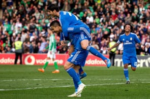 Alvaro Morata, Cristiano Ronaldo