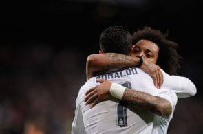 Marcelo, Cristiano Ronaldo