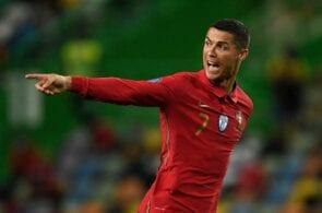 Cristinao Ronaldo - Portugal