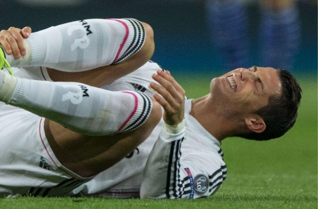 vCristiano Ronaldo - Real Madrid