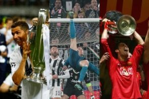 Cristiano Ronaldo - Champions League