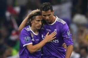 Cristiano Ronaldo & Luka Modric - Real Madrid