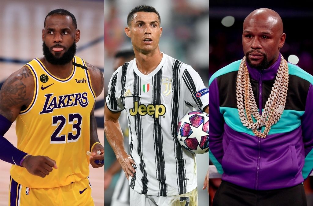 Cristiano Ronaldo tops sports' Instagram rich list with an eye-watering figure