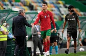 Fernando Santos, Cristiano Ronaldo, Portugal