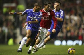Ashley Cole, Cristiano Ronaldo